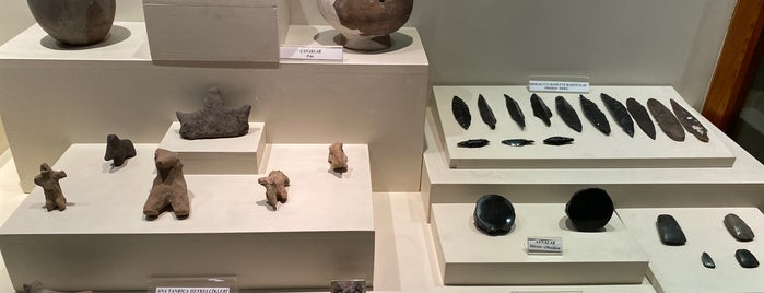 Nasreddin Hoca Arkeoloji ve Etnoğrafya Müzesi is one of Isparta.