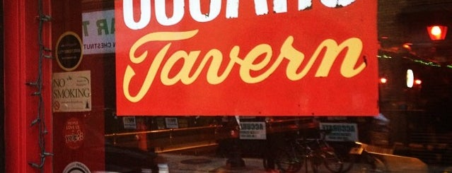 Oscar's Tavern is one of Philly.