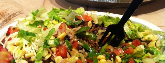 Chipotle Mexican Grill is one of Best Cheap Food (College Student Guide).