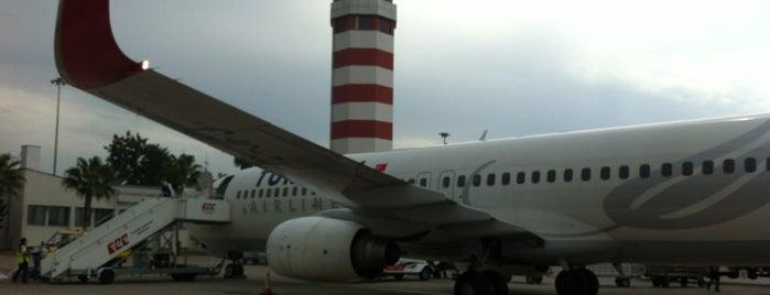 Adana Havalimanı (ADA) is one of Airports - Europe.