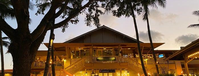 Eating House 1849 is one of Kauai, HI.