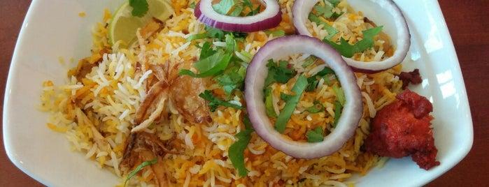 Bawarchi Biryani Point is one of Nashville Eats.