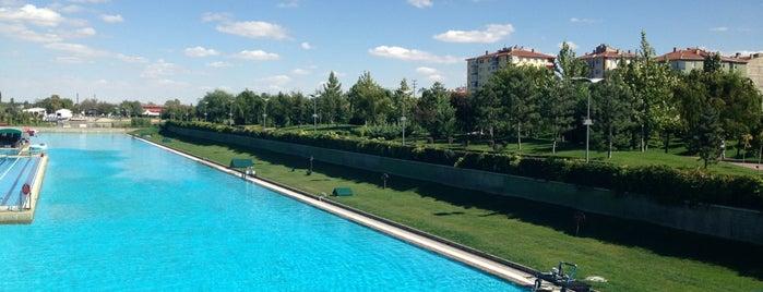 Kentpark is one of Eskişehir'de Mutlaka Gidilesi Yerler!.