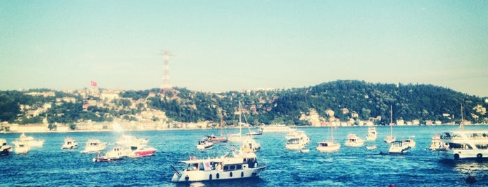 Bebek is one of İstanblue.