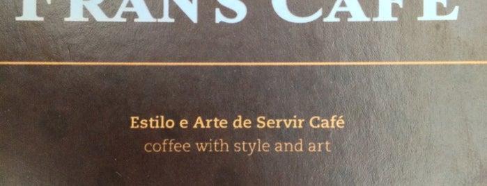 Fran's Café is one of Katia 님이 좋아한 장소.