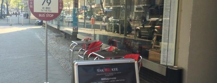 TAK KEE is one of Berlin.