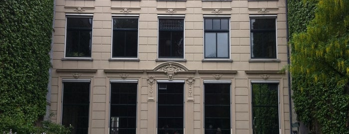 Huis De Vicq - Prins Bernhard Cultuurfonds is one of Monuments ❌❌❌.