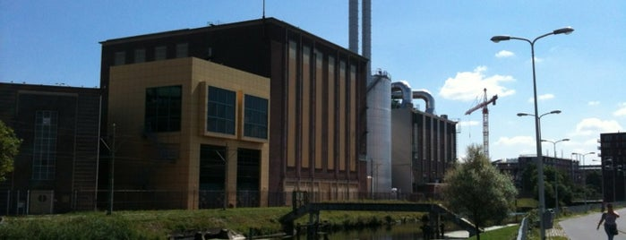 Electriciteitsfabriek is one of The Hague.