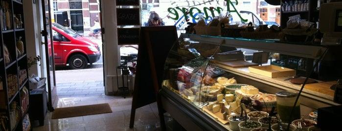 That's Amore Traiteur And Delicatessen is one of Den Haag Scheveningen.