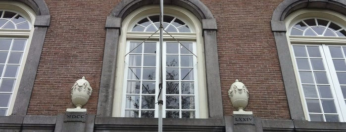 Occohofje is one of Amsterdam.