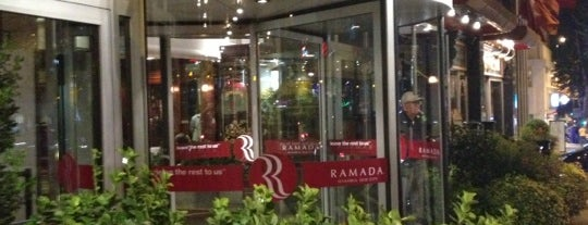 Ramada Istanbul Old City is one of Istanbul.