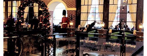 Chelsea is one of Ресторация Липецка.