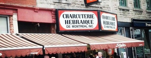 Schwartz's Montreal Hebrew Delicatessen is one of Montreal's Best Resto & Food.