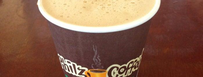 Philz Coffee is one of Lugares favoritos de Kevin.