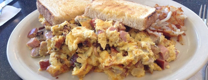 Patty's Eggnest is one of Lugares favoritos de Kevin.