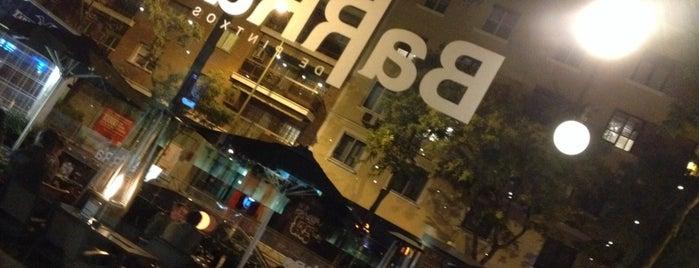 BaRRa de Pintxos is one of Restaurantes II.
