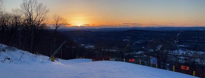 Mountain Creek Granite Peak is one of Best Skiing/Snowboarding Places in New York.