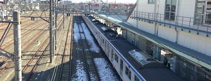 相模大塚駅 (SO15) is one of 海老名・綾瀬・座間・厚木.
