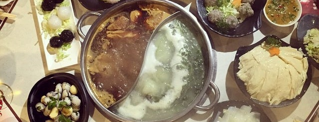 Woo Cow Hotpot is one of Sergio 님이 저장한 장소.