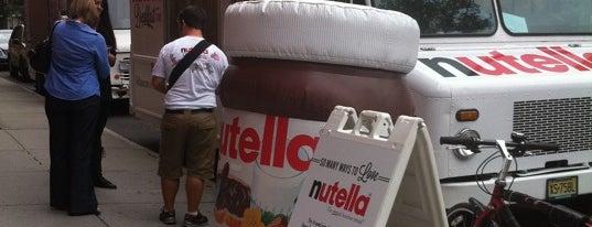 Nutella Breakfast Tour is one of Manhattan.