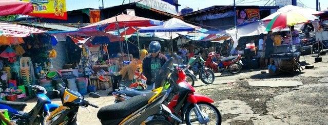 Bicutan Market is one of Paranaque.