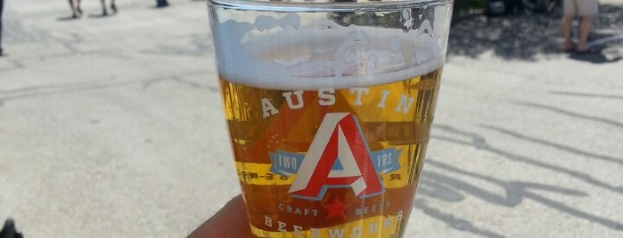 Austin Beerworks is one of Where to Drink in Austin.