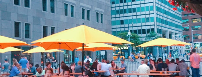 Clinton Hall South Street Seaport is one of Outdoor to Try.