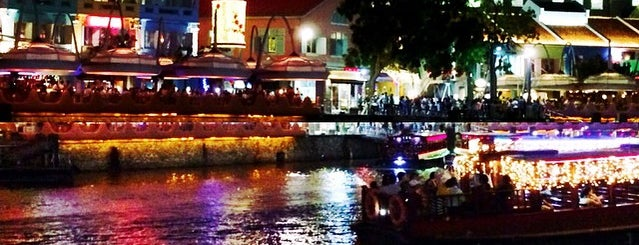 Clarke Quay Riverside is one of Singapore Things To Do!!.