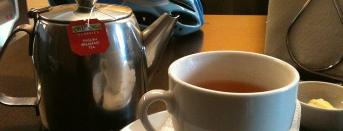 Kaffeehaus is one of Coffee & Tea.