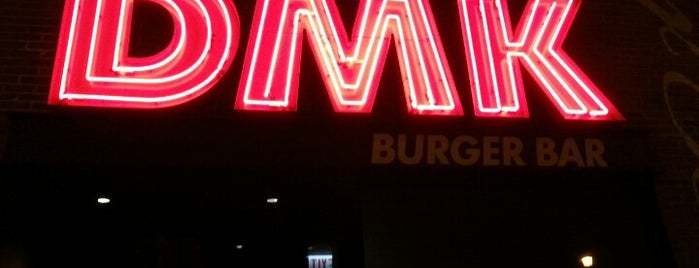 DMK Burger Bar is one of chicago.