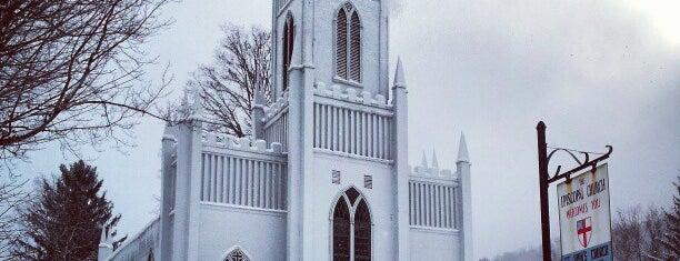 Village of Ellicottville is one of Tempat yang Disukai Ben.