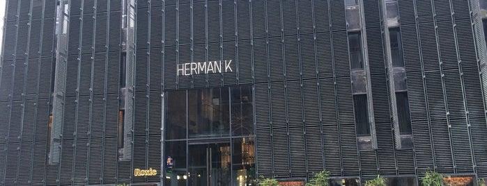 Hotel Herman-K is one of Kopenhagen.