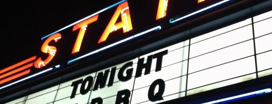 State Theatre is one of Concert Venues.