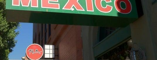 Restaurant Mexico is one of Orte, die Katrina gefallen.