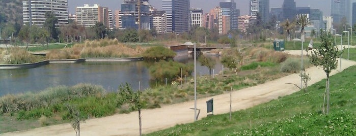Parque Bicentenario is one of Chile.