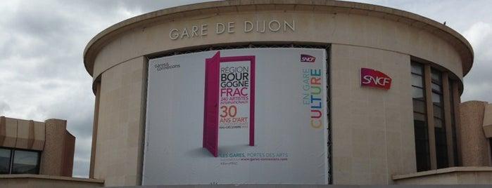 Gare SNCF de Dijon Ville is one of Follow the Orient Express — Şark Ekspresi.