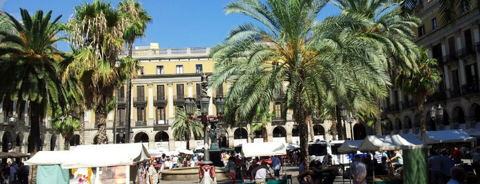 Ocaña is one of Terrazas Barcelona.