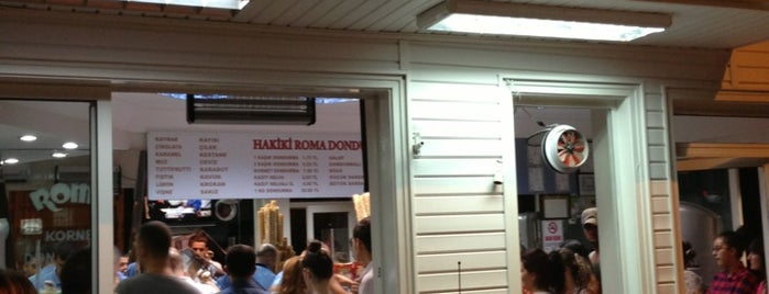 Roma Dondurmacısı is one of Lieux qui ont plu à hatice.