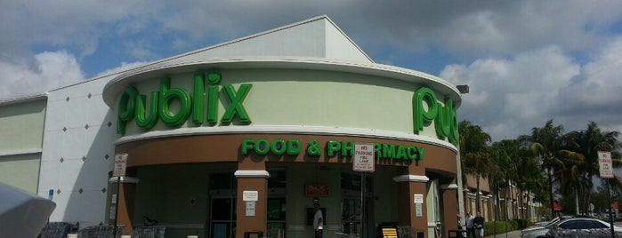 Publix is one of Wilton Manors Favorites.
