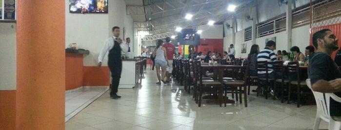 BEAGÁ Restaurante e Pizzaria is one of Locais salvos de Saimon.