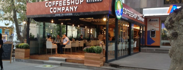 Coffeeshop Company is one of İstanbul 2.