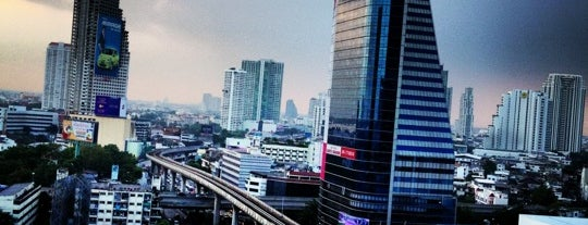 Eastin Grand Hotel Sathorn is one of Thai.