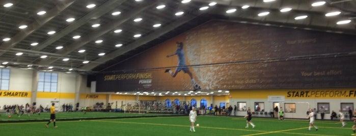 Sanford Sports Complex is one of Lieux qui ont plu à Ileana.