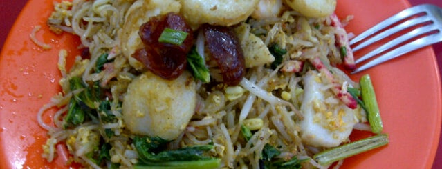 Kwetiau Goreng Cie Mei is one of Medan culinary spot.