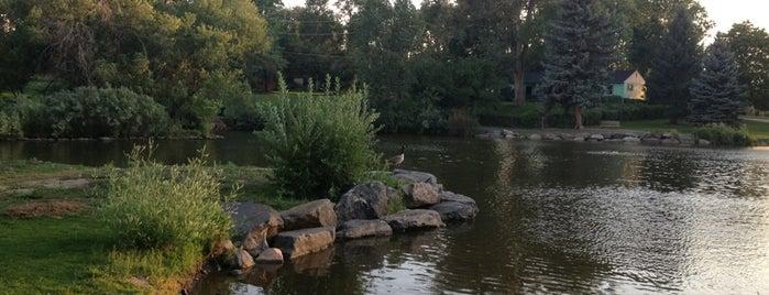 Sterne Park is one of Tempat yang Disukai kraig.