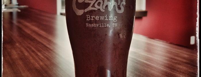 Czann's Brewing Company is one of Joey'in Kaydettiği Mekanlar.