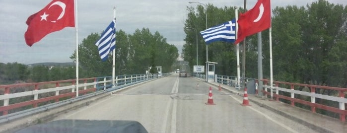 Greece Kipoi Border Station is one of Mehmet Ali 님이 좋아한 장소.