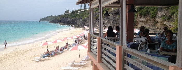 Coconuts is one of Bermuda Spots.