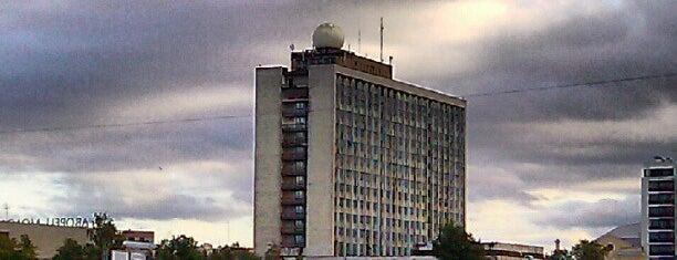 ЛДМ (Ленинградский дворец молодежи) is one of Lieux qui ont plu à Irochka.
