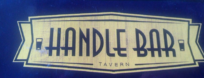 Handlebar Tavern is one of This is for dev.